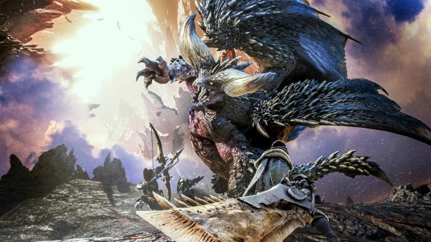 Capcom отгрузила14 миллионов копий Monster Hunter: World
