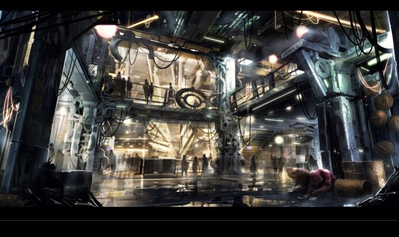 Eidos Montreal делает новую игру серии Deus Ex для Xbox Оne, PS4 и PC