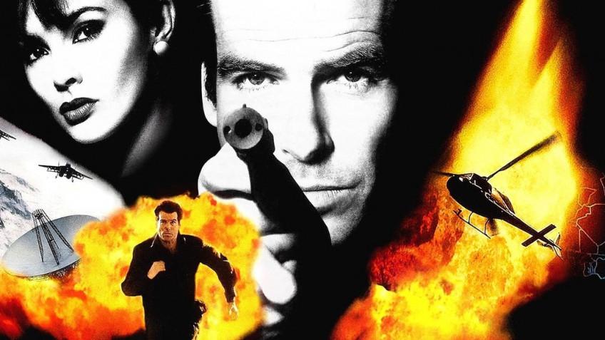 Амбициозный фанатский ремейк GoldenEye 007 отменили из-за владельцев прав