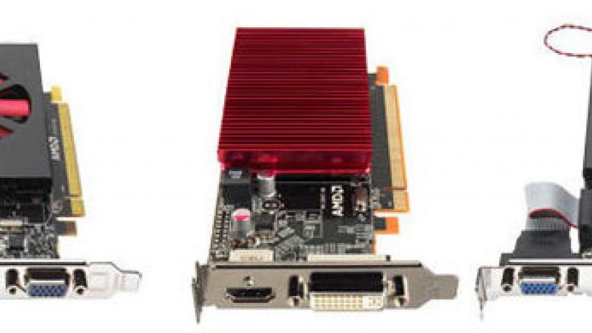 AMD представила бюджетные видеокарты семейства Radeon HD 6000