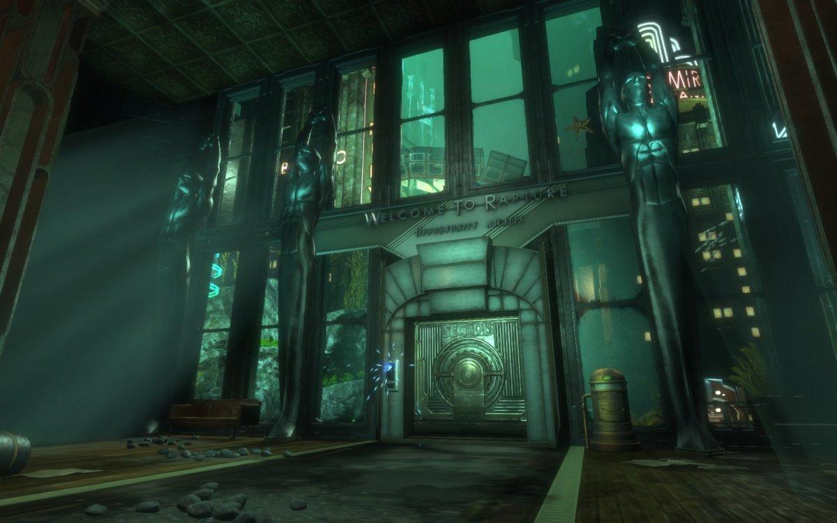 Энтузиаст создал демейк BioShock в стиле игры для Super Nintendo