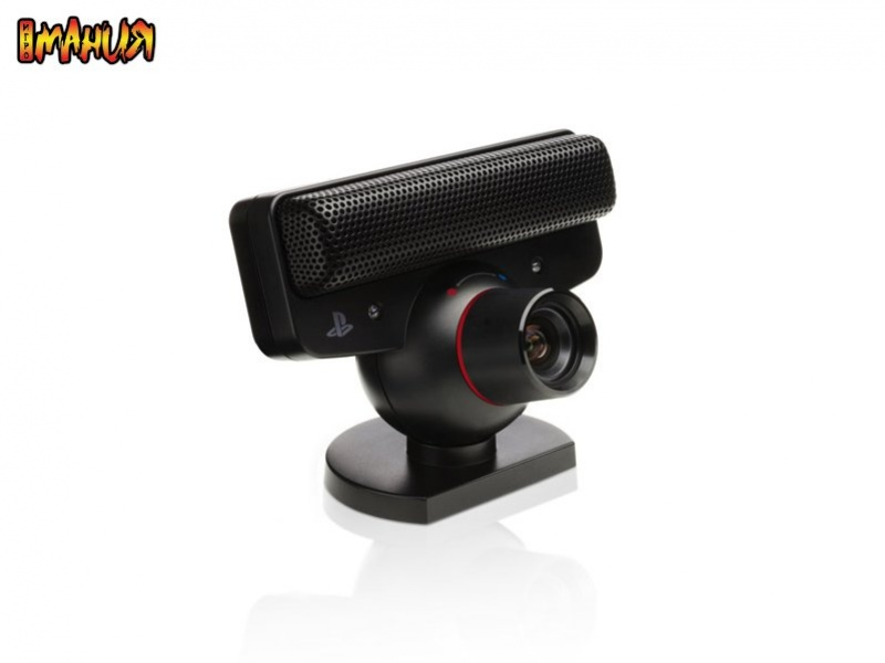 Новая веб-камера для PS3