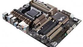 ASUS выпустила материнскую плату Sabertooth 990FX/GEN3 R2.0