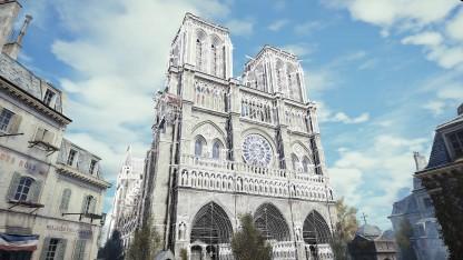 Модель из Assassin's Creed Unity может помочь в реставрации Собора Парижской Богоматери