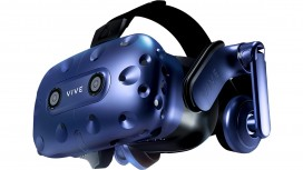 HTC представила комплект виртуальной реальности Vive Pro 2.0