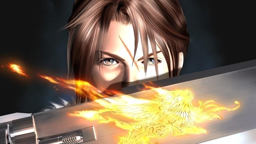 Трейлер к выходу ремастера Final Fantasy VIII