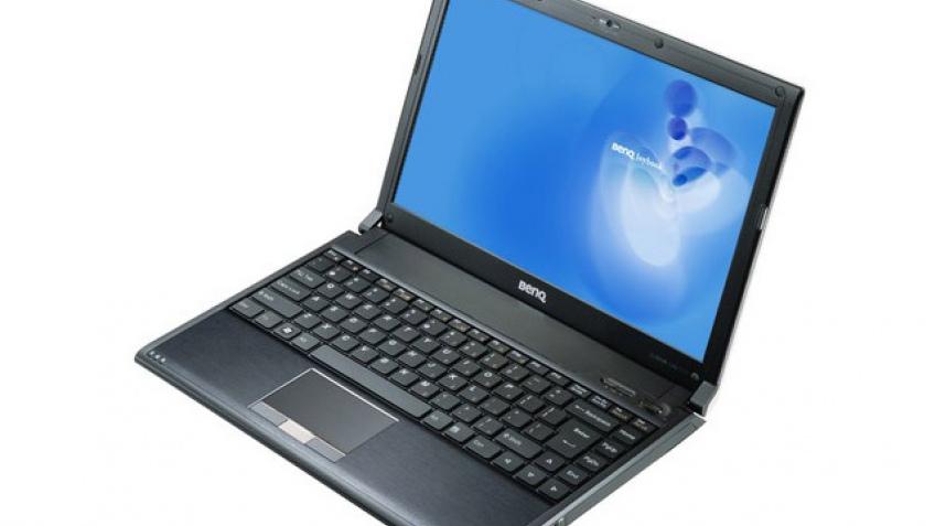 Ноутбук BenQ на основе AMD Yukon