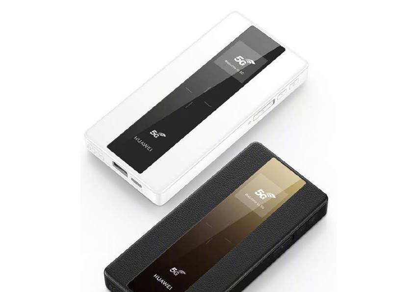 HUAWEI представила гибрид 5G-роутера и пауэрбанка