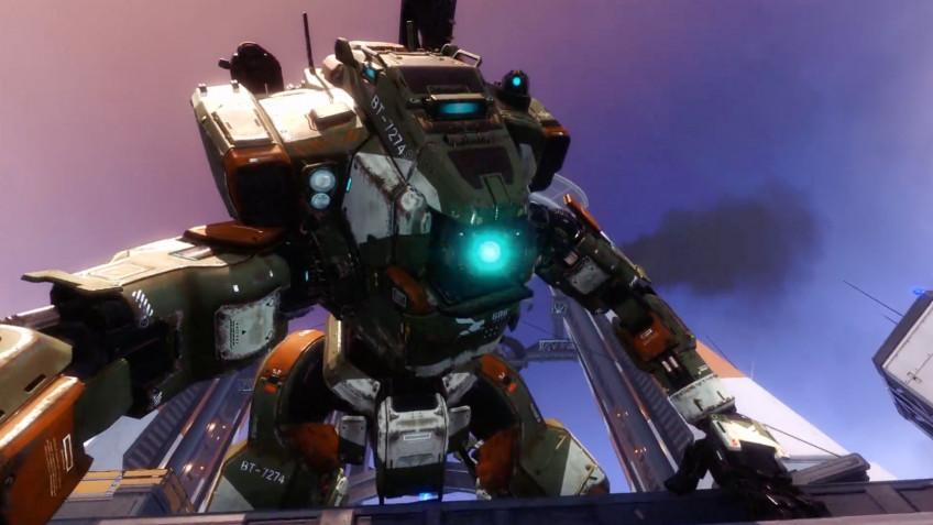 Утечка: новый герой Apex Legends сможет призывать титана