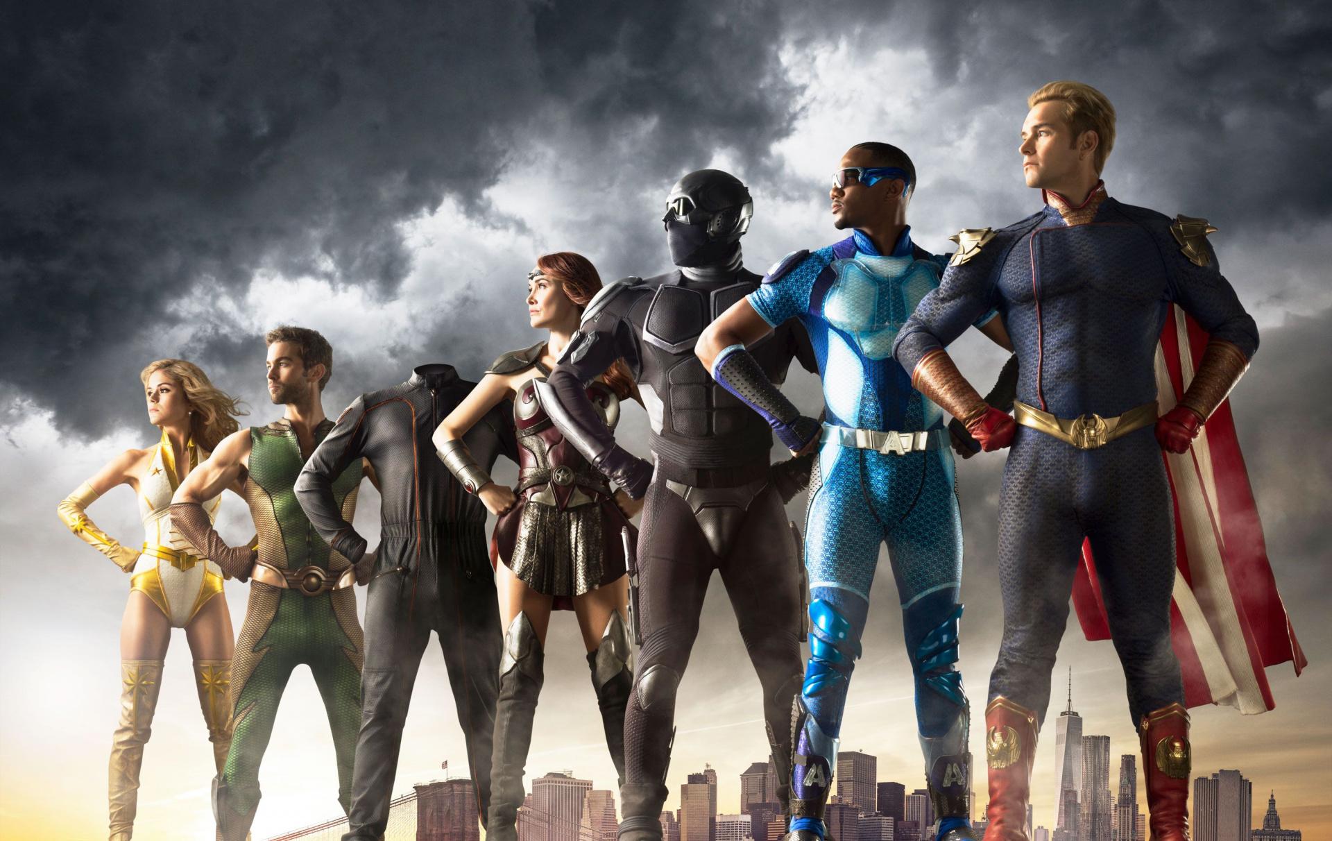 Второй сезон «Пацанов» стартует на Amazon4 сентября