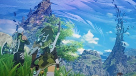 Bandai Namco анонсировала аниме-ММО Blue Protocol