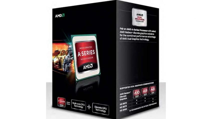 AMD назвала цену процессора A10-7800