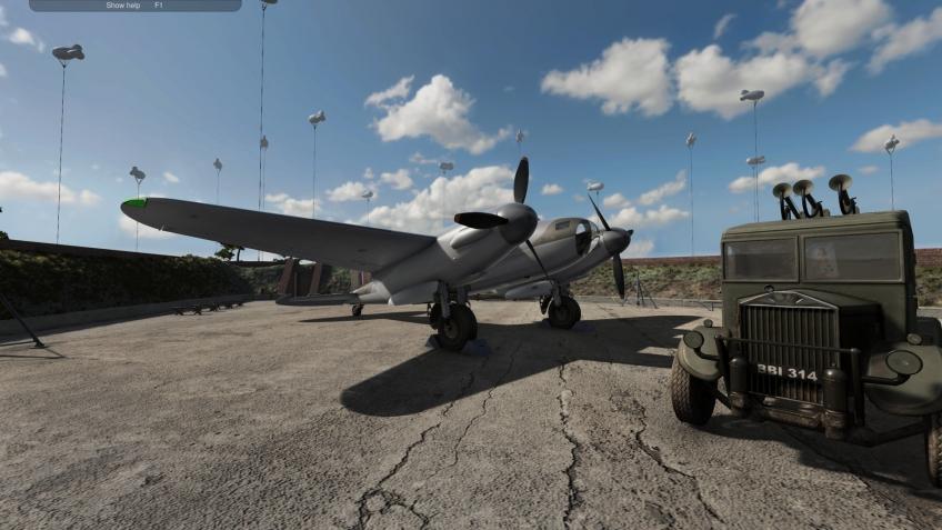 Plane Mechanic Simulator успешно стартовала в раннем доступе