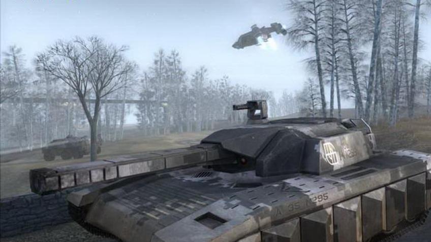 Battlefield 2142 ушел на золото