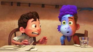 Из жизни морских монстров: вышел официальный трейлер «Луки» Pixar