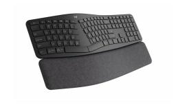 Logitech представила эргономичную клавиатуру ERGO K860