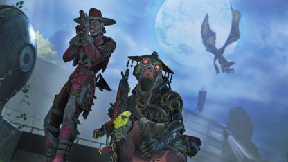 Авторы Apex Legends рассказали о грядущем хэллоуинском событии