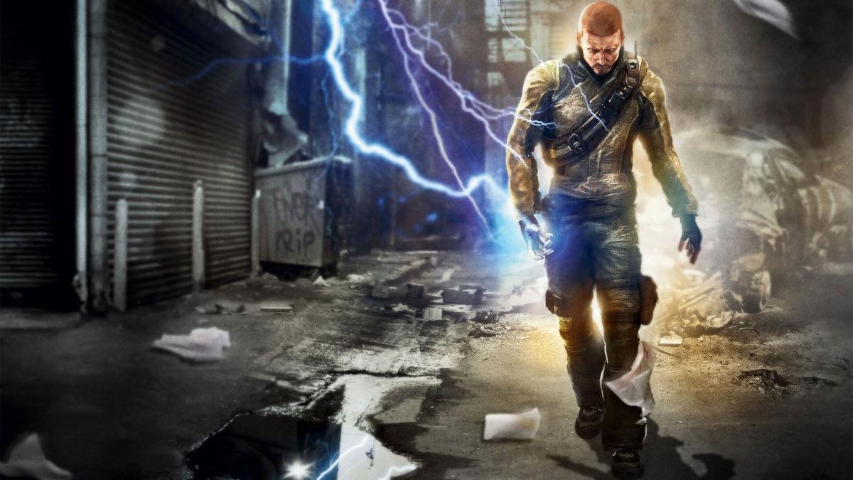 В российском PS Store обнаружили первую игру для PS Now — inFamous