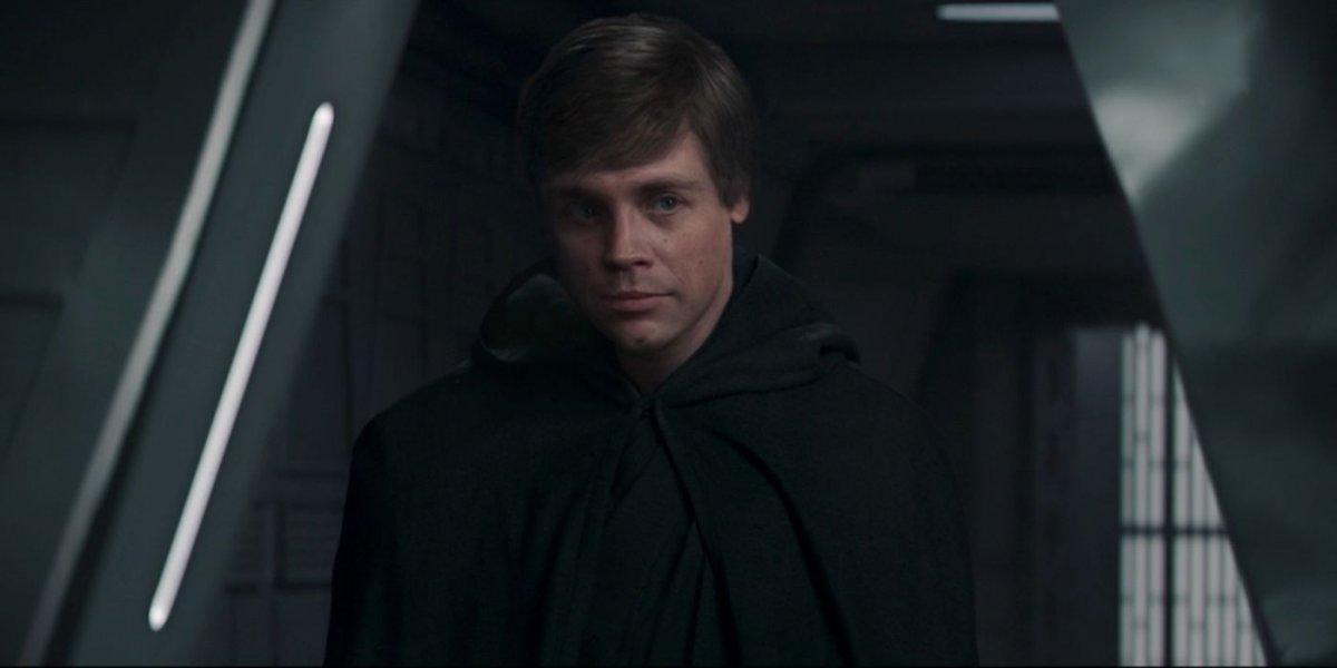 Джон Фавро не всегда планировал камео Люка Скайуокера в «Мандалорце»