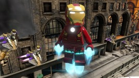 В Lego Marvel's Avengers заглянули герои фильма «Первый мститель: Противостояние»