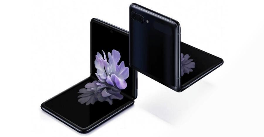 Samsung рассекретила гибкий смартфон Galaxy Z Flip на трансляции вручения «Оскара»