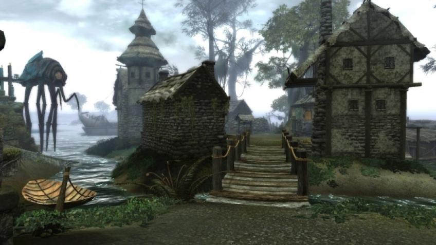 В The Elder Scrolls Online нашли Морровинд