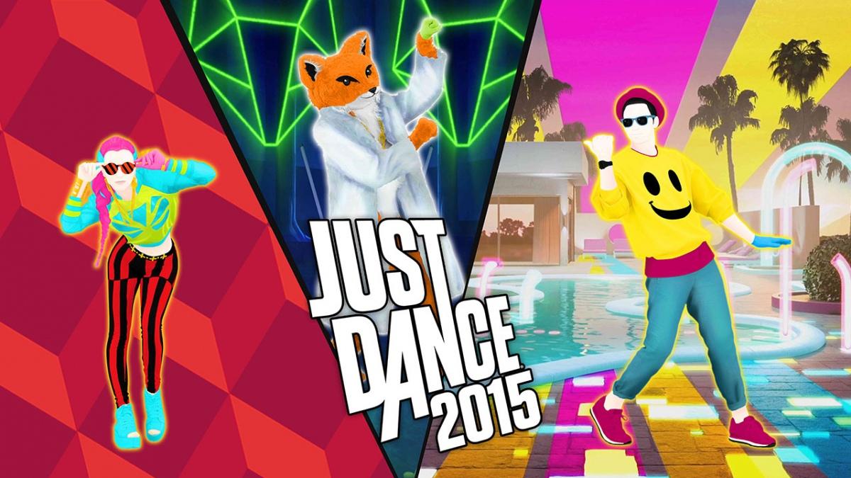 Танцы со смартфонами в Just Dance 2015 показали на видео