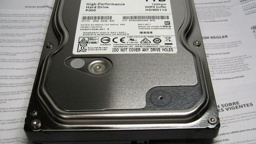 Коронавирус может ударить по производству HDD и SSD