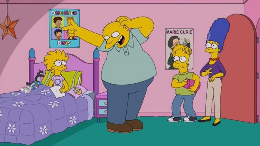Из «Симпсонов» на канале Disney+ удалили Майкла Джексона