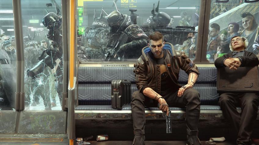 В Cyberpunk 2077 использовали нейросеть для липсинка, в том числе на русском