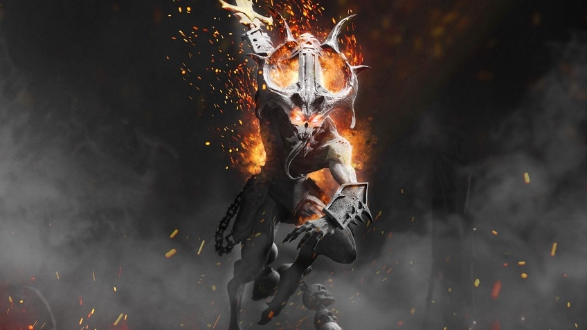 Экшен-RPG Warhammer Chaosbane получила точную дату выхода