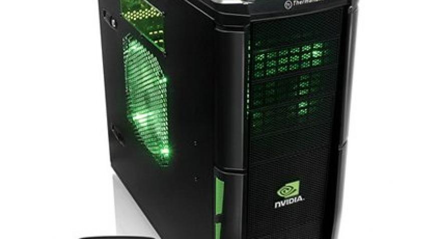 Корпус Thermaltake для NVIDIA