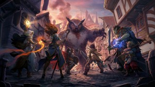 Авторы Pathfinder: Kingmaker работают над неанонсированной игрой