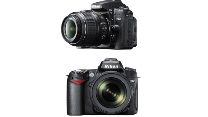 Nikon D90: фото, характеристики