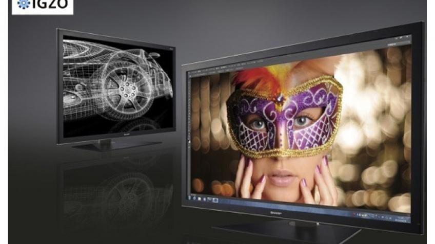 Sharp анонсировала 32-дюймовый Ultra HD-монитор