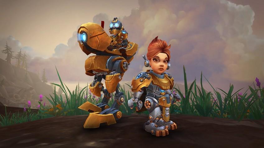 Blizzard готовит игроков к патчу8.3 в World of Warcraft