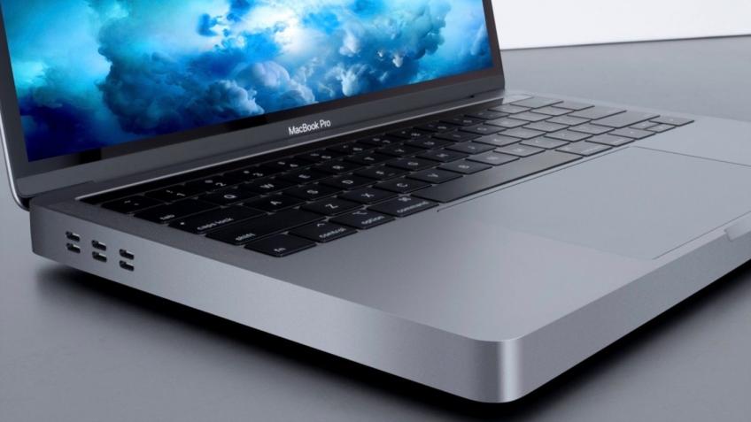 Утечка: новый MacBook Pro может получить переработанную клавиатуру
