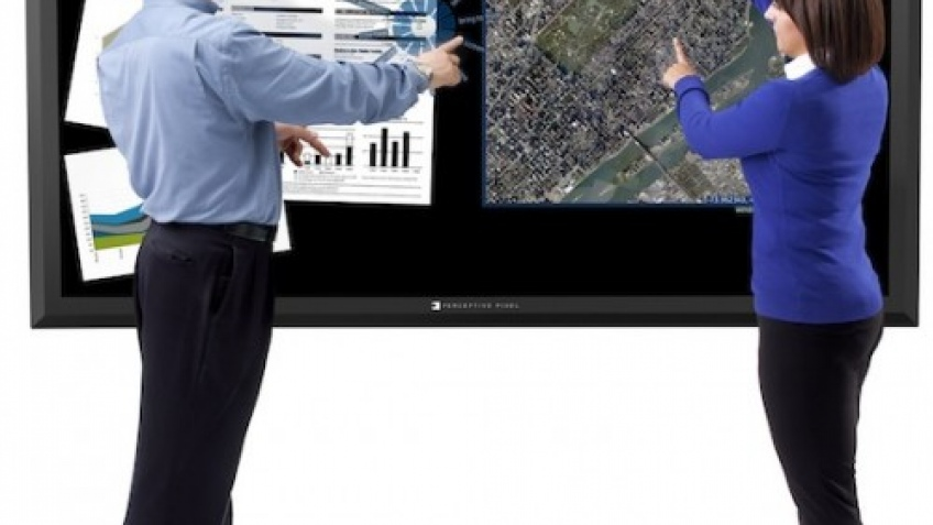 Новости Microsoft: сроки выхода Windows 8, покупка разработчика дисплеев Perceptive Pixel