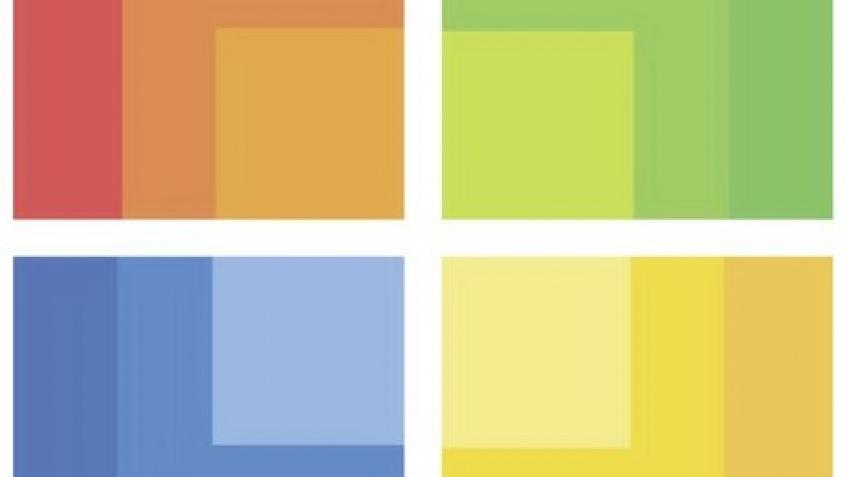 Новый логотип Microsoft для своего магазина