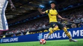 FIFA 20 вернулась на первую строчку чарта EMEAA-региона