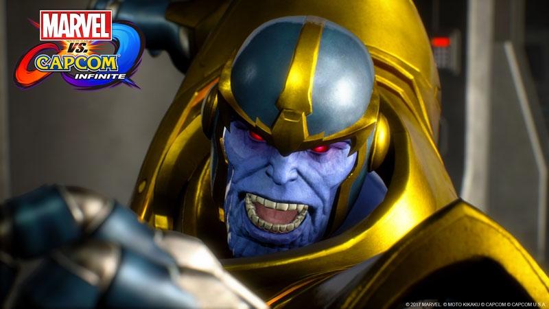 В сети появилась запись игрового процесса Marvel vs. Capcom: Infinite