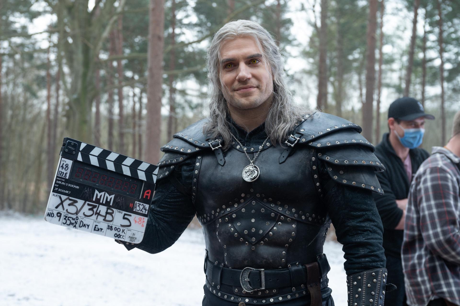 Авторы «Ведьмака» Netflix выпустили ролик в честь окончания съёмок
