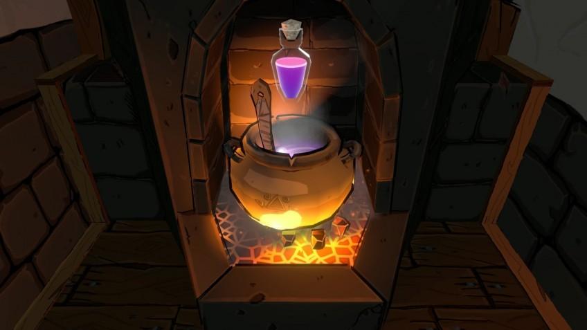 Авторы We. The Revolution помогут Art Games Studio выпустить Alchemist Simulator