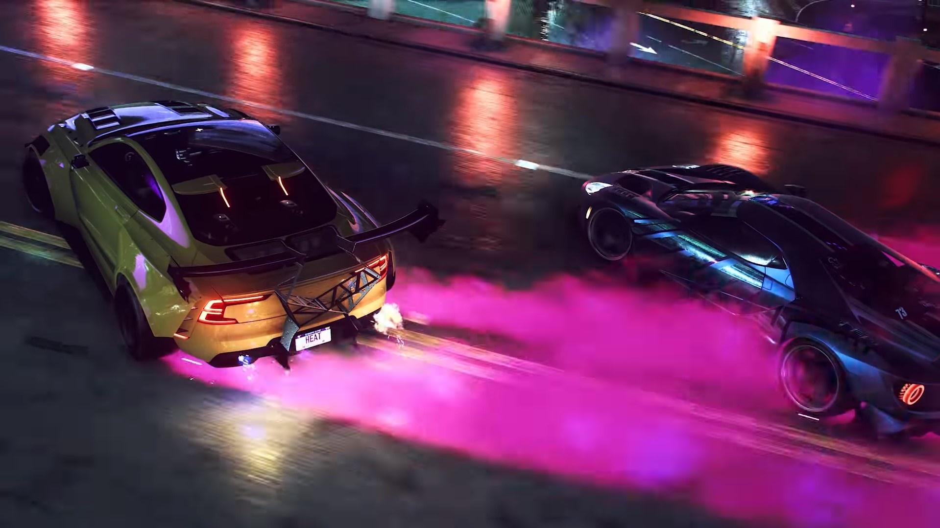 Заводите мотор: релизный трейлер Need for Speed Heat!