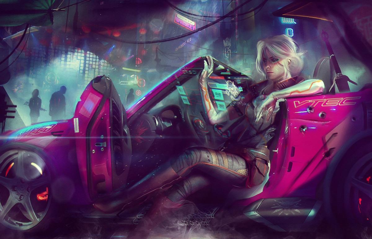 Создатель Cyberpunk 2077 попросил больше не спрашивать о появлении Цири