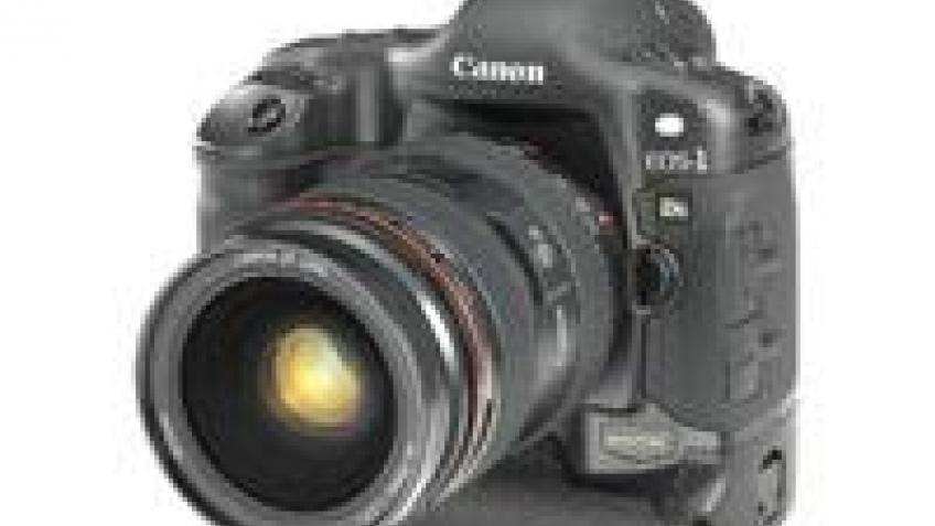 Canon готовит 1Ds Mark IIIn?
