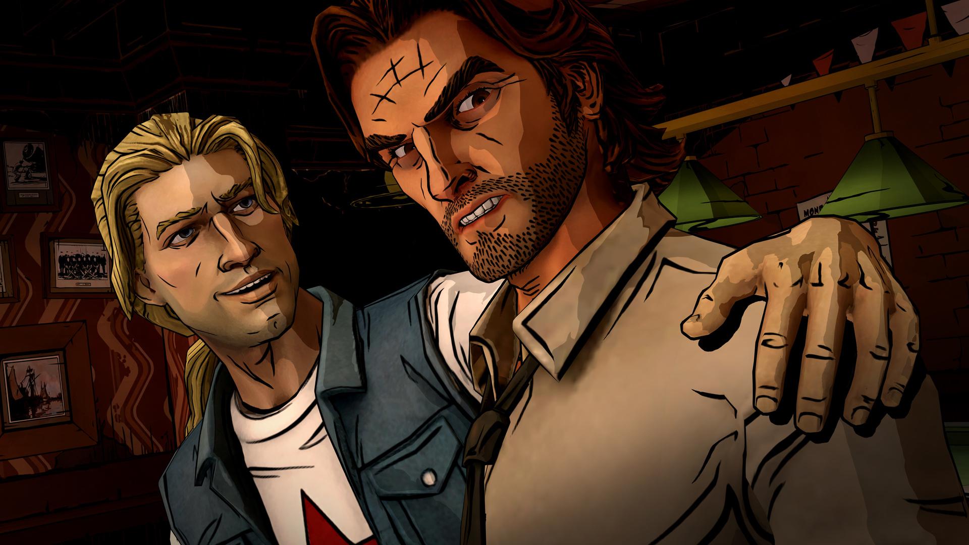 Приключенческий Humble Bundle: The Walking Dead, The Wolf Among Us, Batman и другие