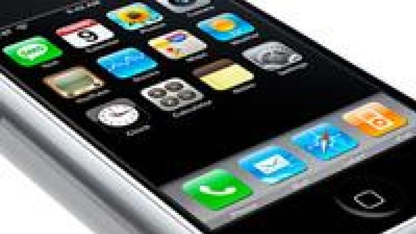 Рекордные продажи Apple iPhone 3G