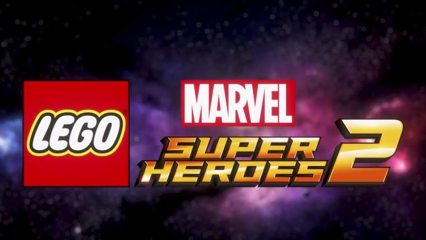 Анонсирована LEGO Marvel Super Heroes2