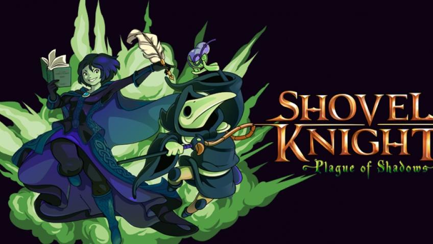 Бесплатное дополнение для Shovel Knight выйдет через неделю